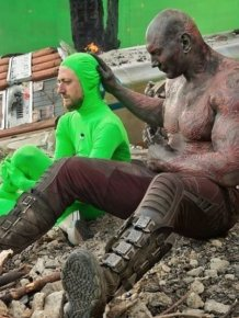 Behind The Scenes Of Marvel Movies