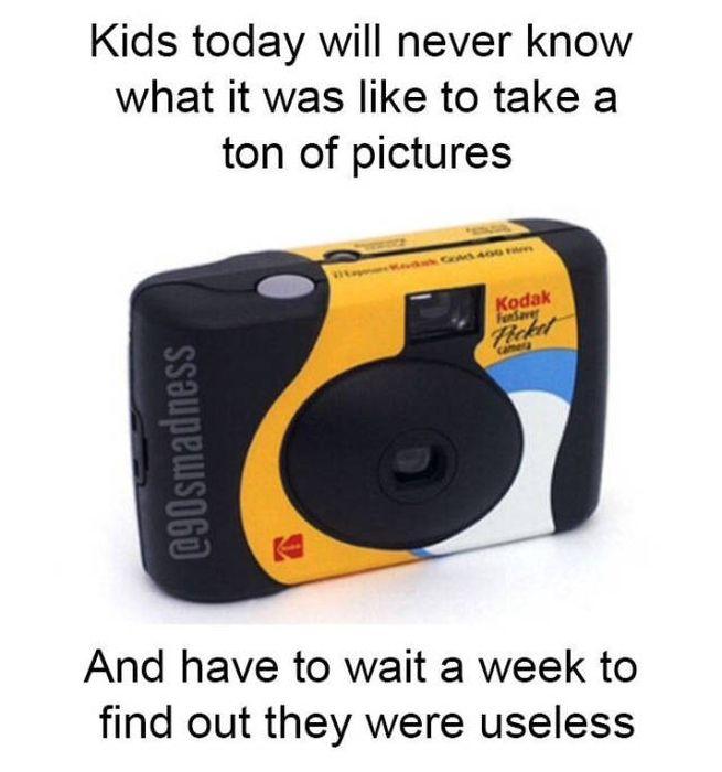 Nostalgia Memes