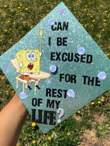 Very Creative Graduation Caps