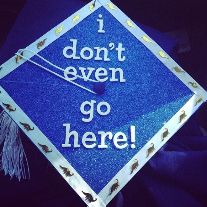Very Creative Graduation Caps