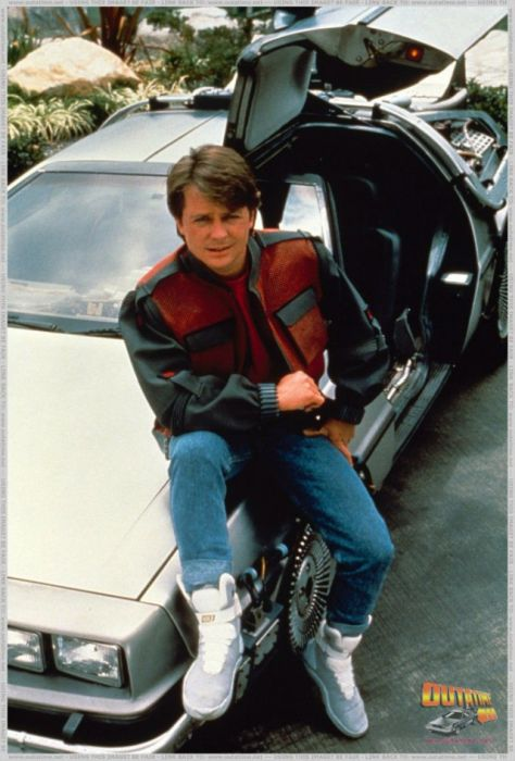 Great Photos For All Back to the Future Fans