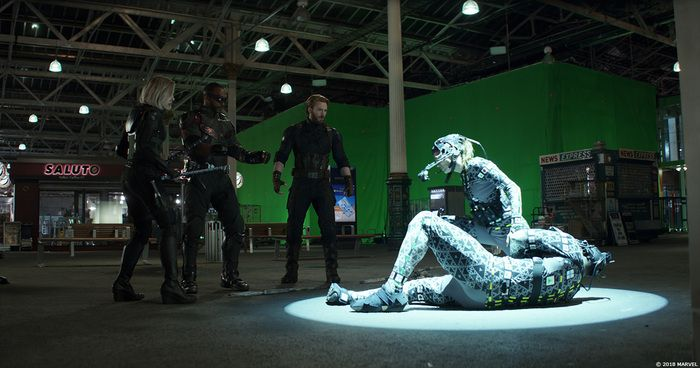Avengers: Infinity War Special Effects