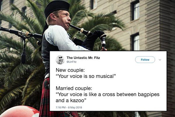 Funny Tweets About Married Life, part 2