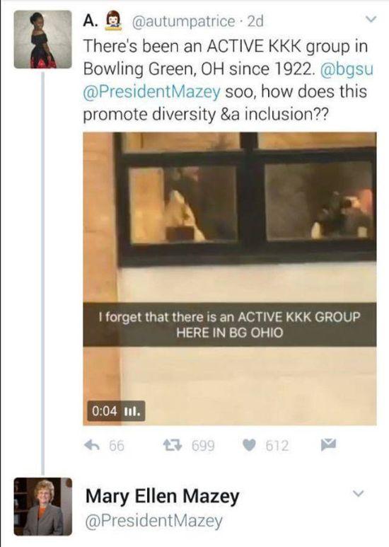 Is It A KKK Meeting?