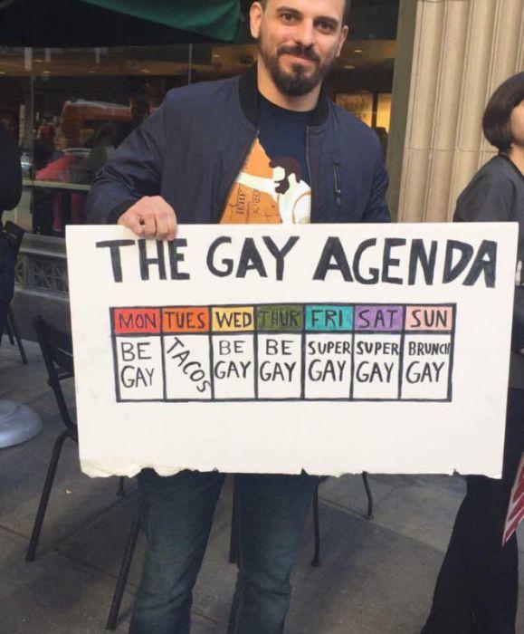 Funny Pride Signs
