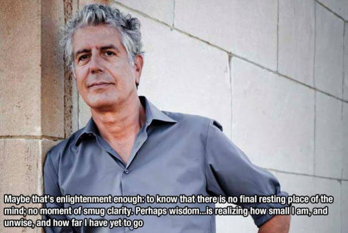 Anthony Bourdain Will Be Remembered Forever
