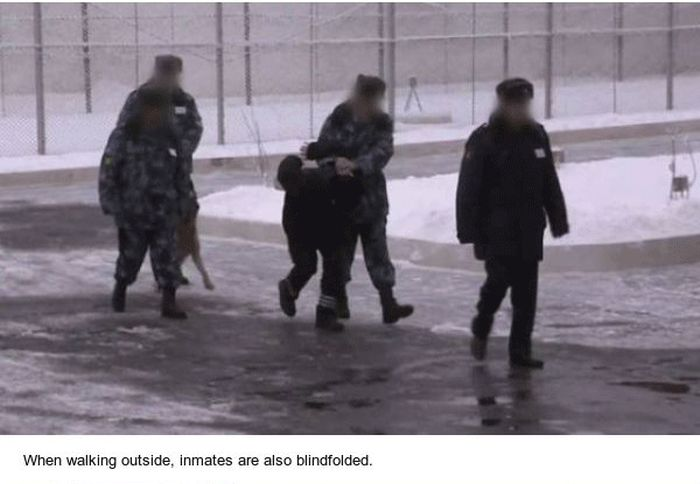 Black Dolphin Prison, Where Russia's Worst Criminals Serve Their Life Sentences