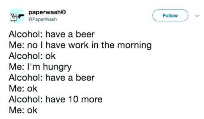 Drunk People, part 18