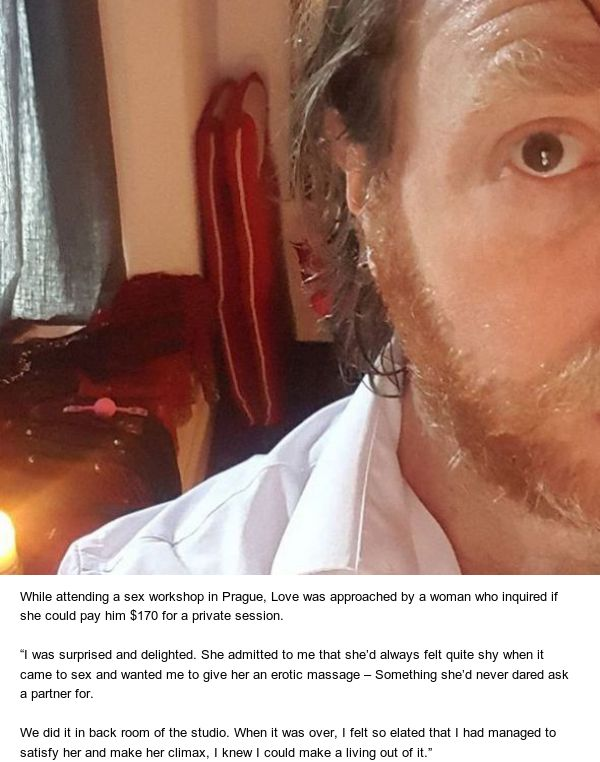 This Man Makes $1,600 A Night As An Escort, Has Slept With Over 1,000 Women