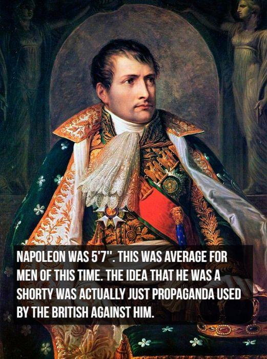 Interesting Facts About Napoleon Bonaparte