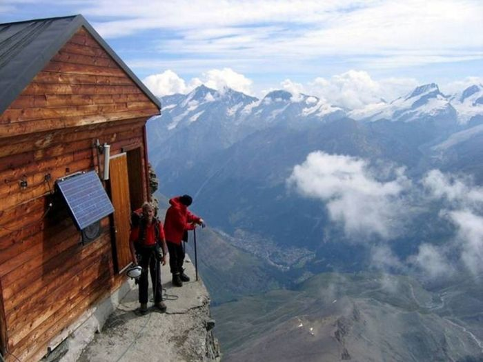 Mountain House, part 2