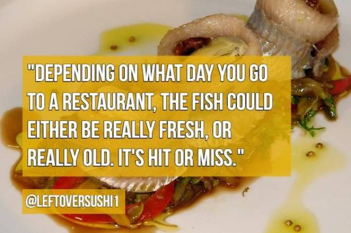 Restaurant Employees Explain What You Should Never Order In The Restaurants
