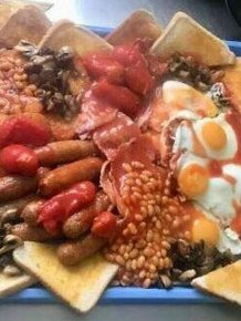 Terminator 2 Is A 65 Item Full English Breakfast