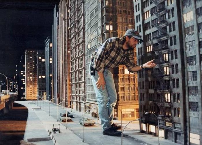 Making Of Movies Before CGI Era