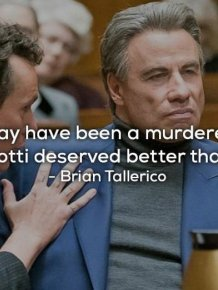'Gotti' Reviews On Rotten Tomatoes Where It Received 0%