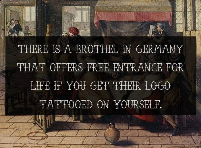 Interesting Tattoo Facts