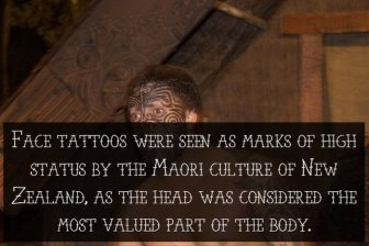 Interesting Tattoo Facts