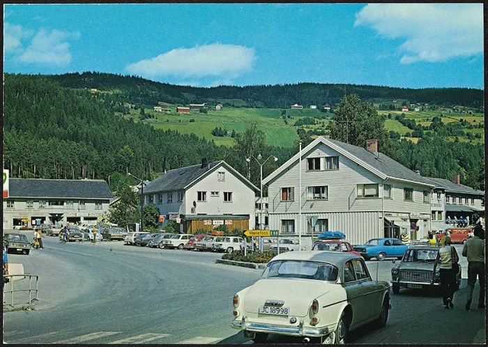 Color Photos of Norway in the 1960s