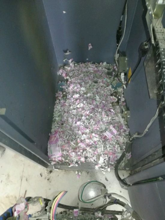 Rats Blamed For Chewing Up $18,000 Inside An ATM In India