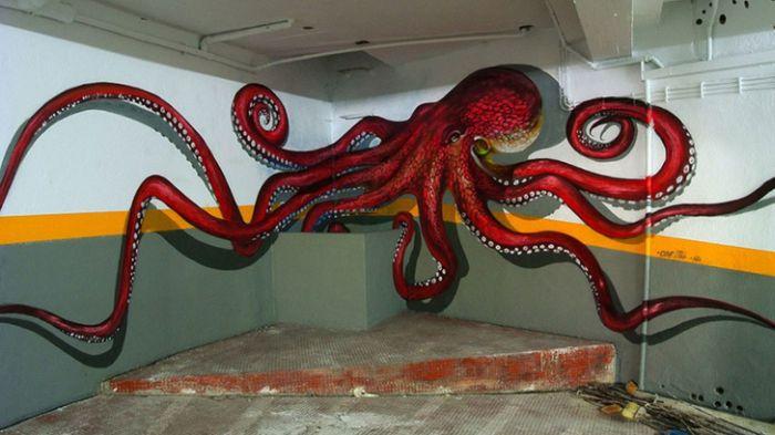 Impressive Street Art