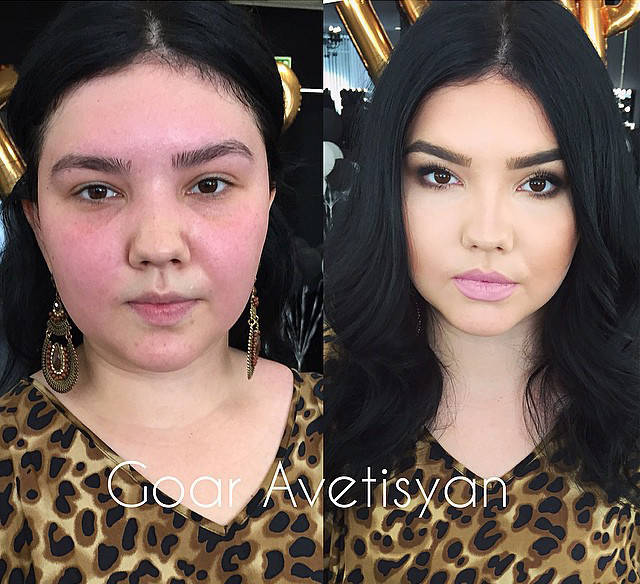 Makeup Makes Difference
