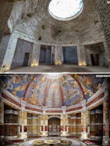 If Famous Historical Ruins Were Reconstructed