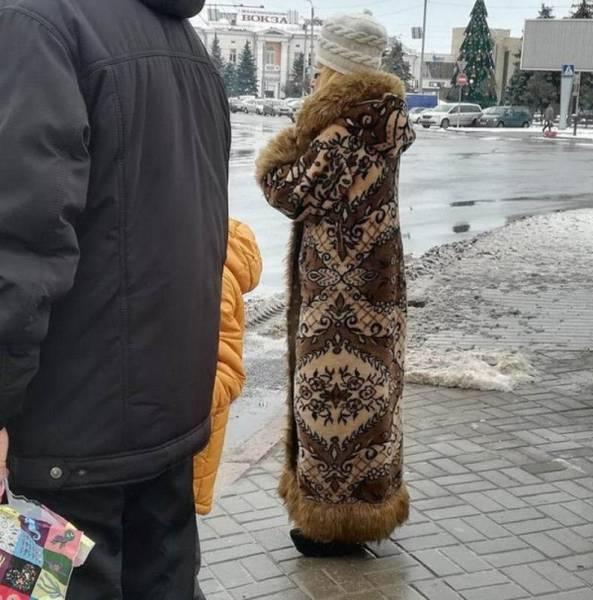 Strange Fashion, part 7