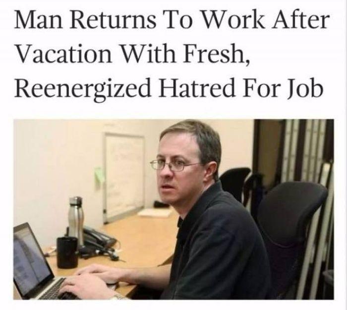 Work Is Hard