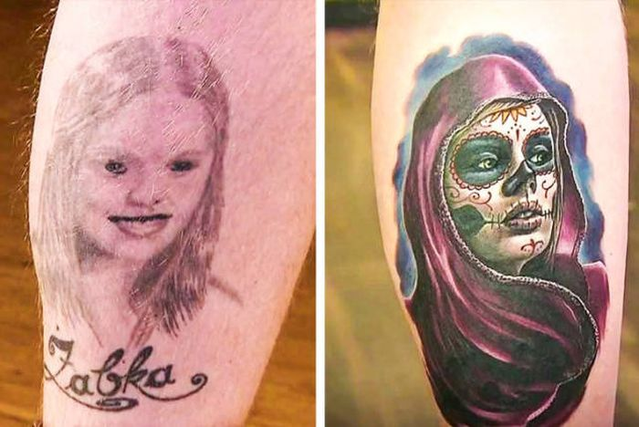 How To Hide A Bad Tattoo