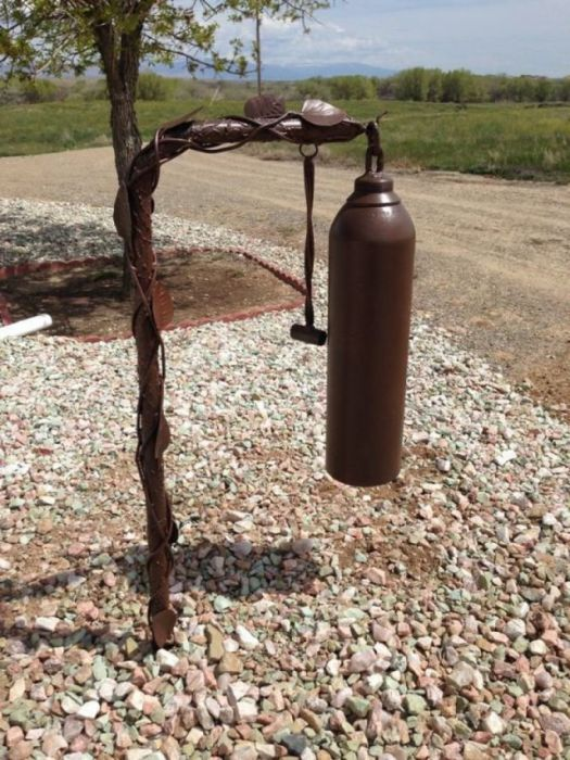 What To Do With An Old Fire extinguisher