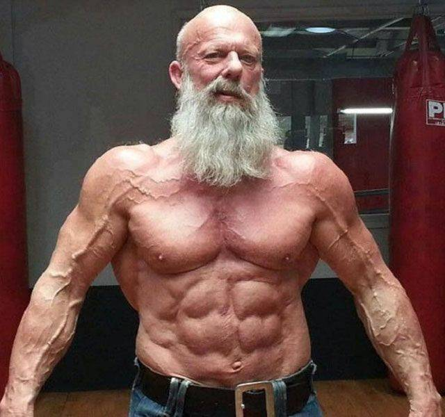 Strong Old Men