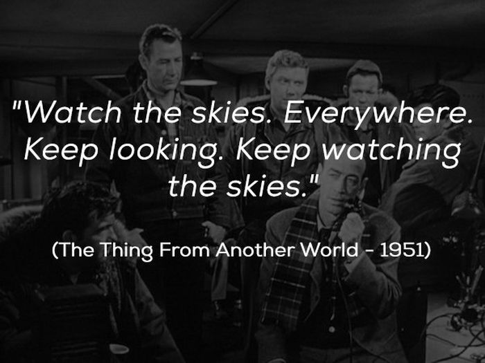 Closing Lines From Iconic Sci-Fi Movies