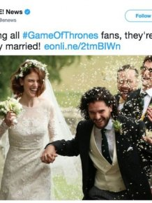 'Game of Thrones' Wedding