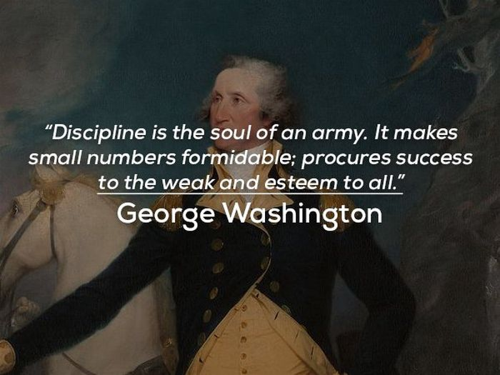 Inspirational Words From Some Of The World's Greatest Military Leaders