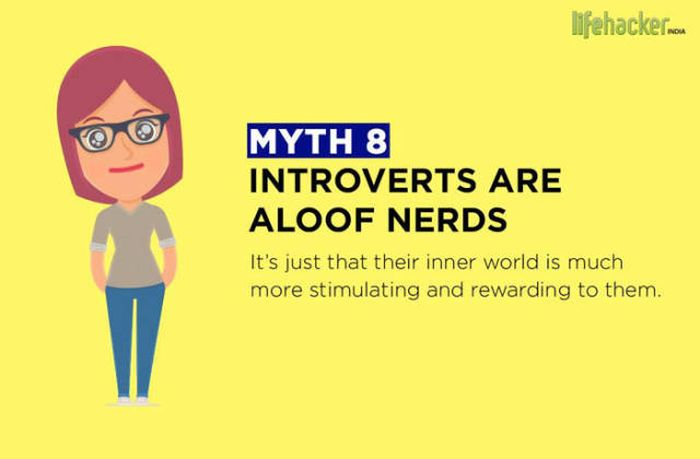 10 Myths About Introverts Busted