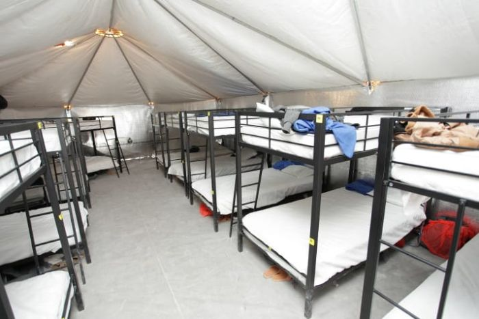 Texas Facility That's Housing 326 Immigrant Children In Tents
