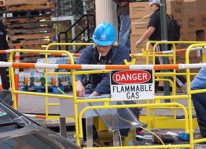 Safety First, part 8
