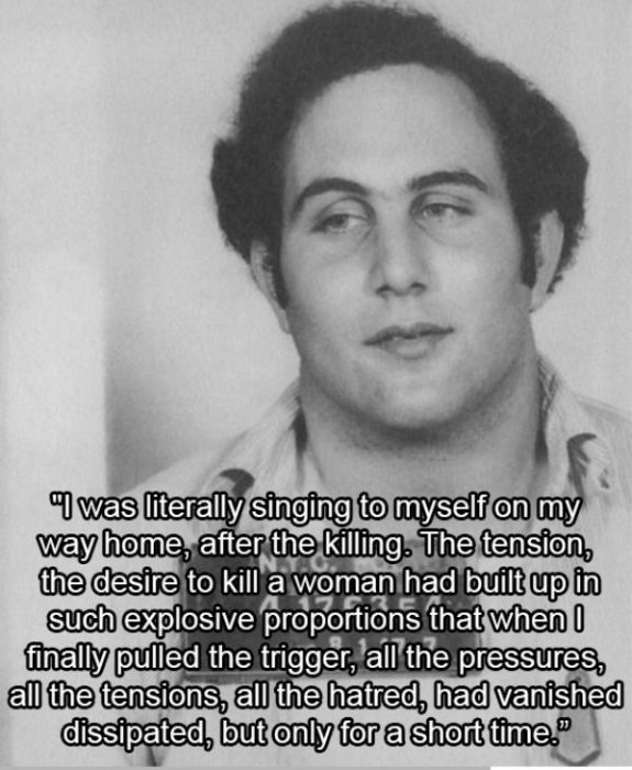 Quotes By Serial Killers Others