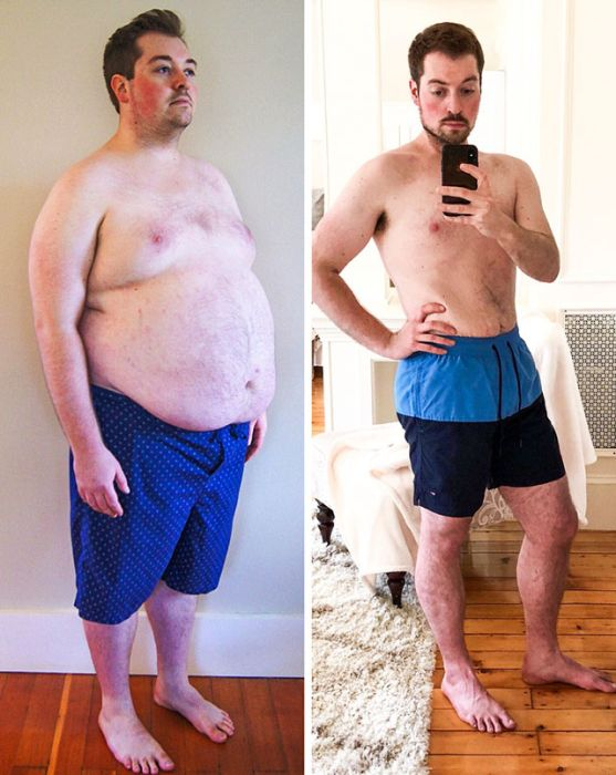 People Who Lost Weight, part 3