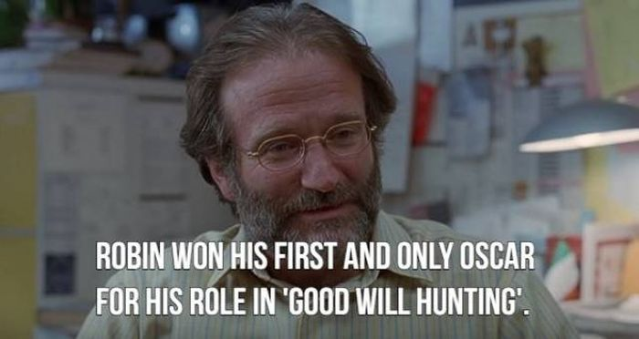 Interesting Facts About Robin Williams