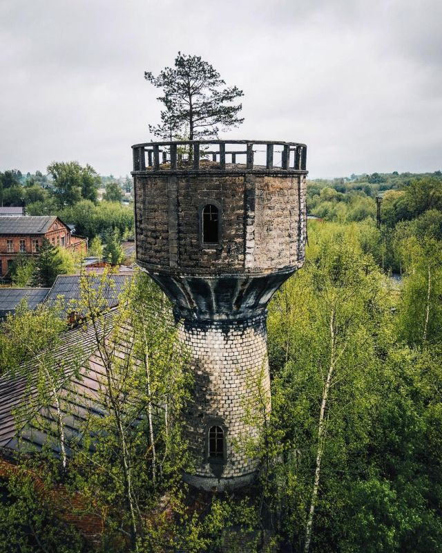 Abandoned Places In Russia