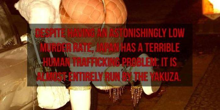 Interesting Facts About The Japanese Yakuza