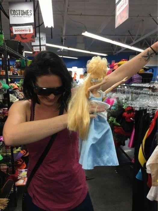 Fun Stuff From Thrift Shops