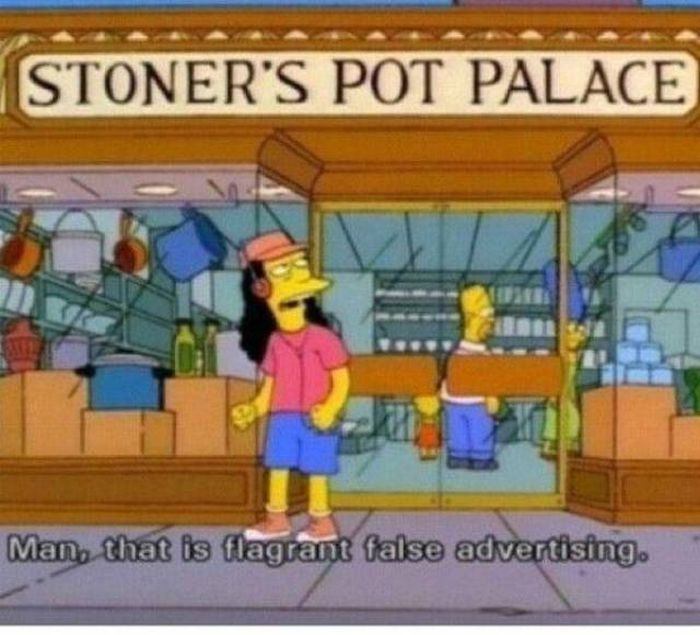 Dirty Jokes From The Simpsons