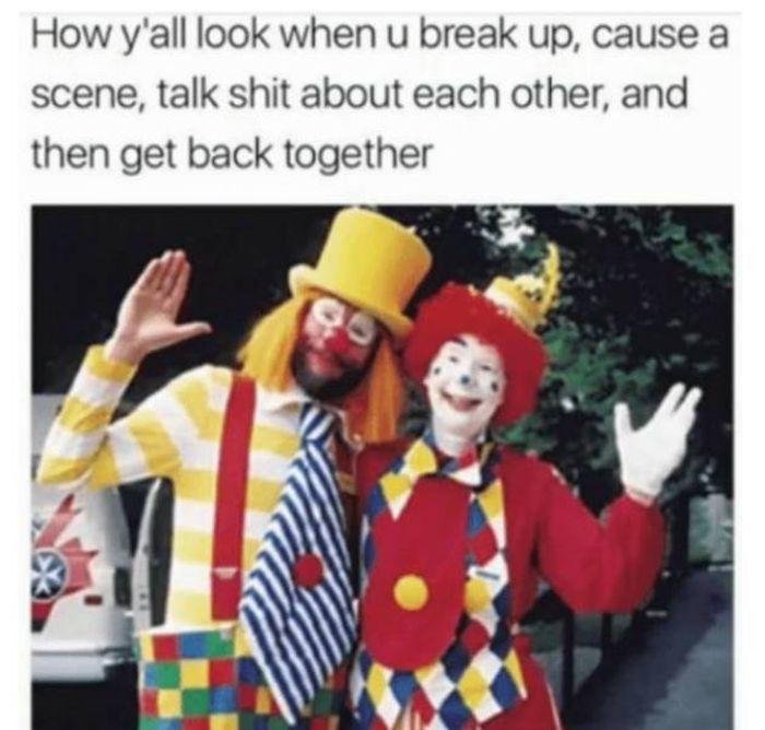 Breakup Memes