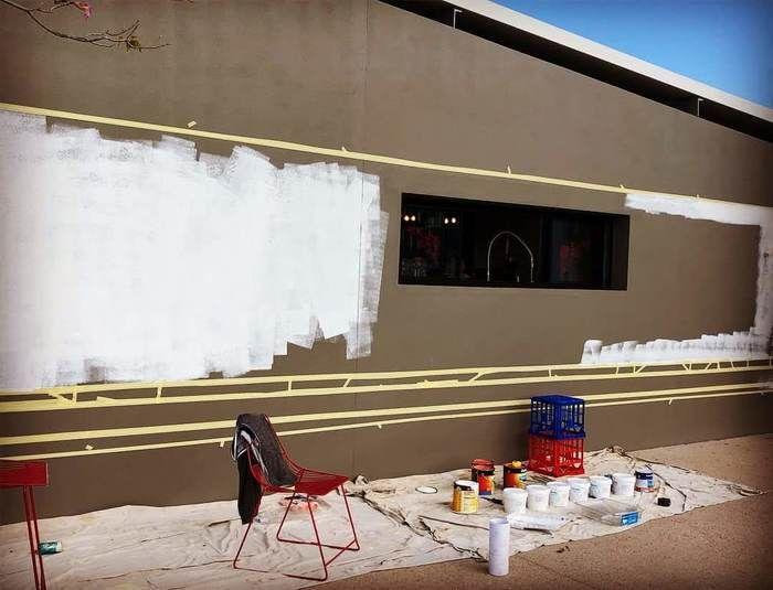 Making Of A Street Art