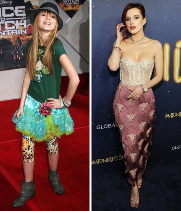 Little Actresses Are Growing Up So Fast