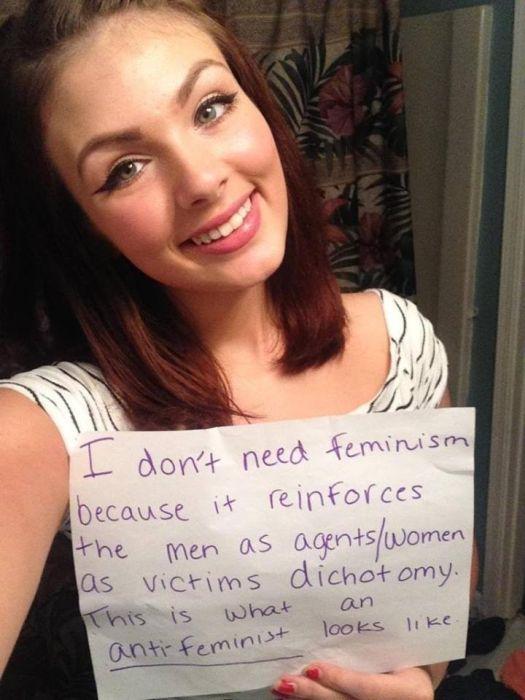 Women Explain Why They Hate 'Modern' Feminism