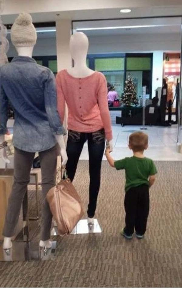 Kids Hate Shopping