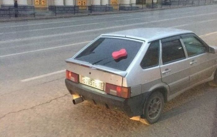 Roads in Russia, part 2